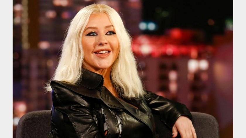 Christina Aguilera podría dar vida a Jenni Rivera en próxima película(Tomada de la red)