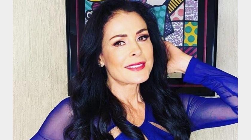 Lourdes Munguía sorprende con su belleza(Instagram)