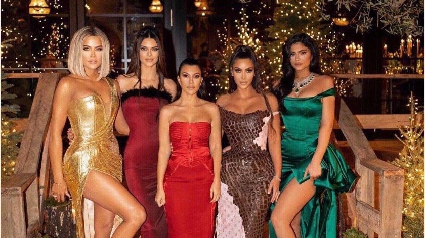 """""""Keeping Up With The Kardashian"""" finalizará tras 20 temporadas.(Tomada de la red)"""