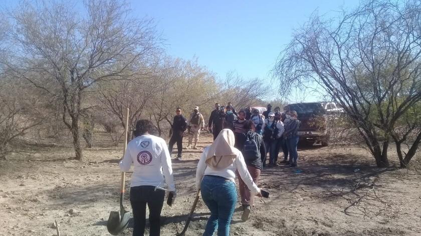Localizan fosas clandestinas en Guaymas con al menos 20 cuerpos(Especial)