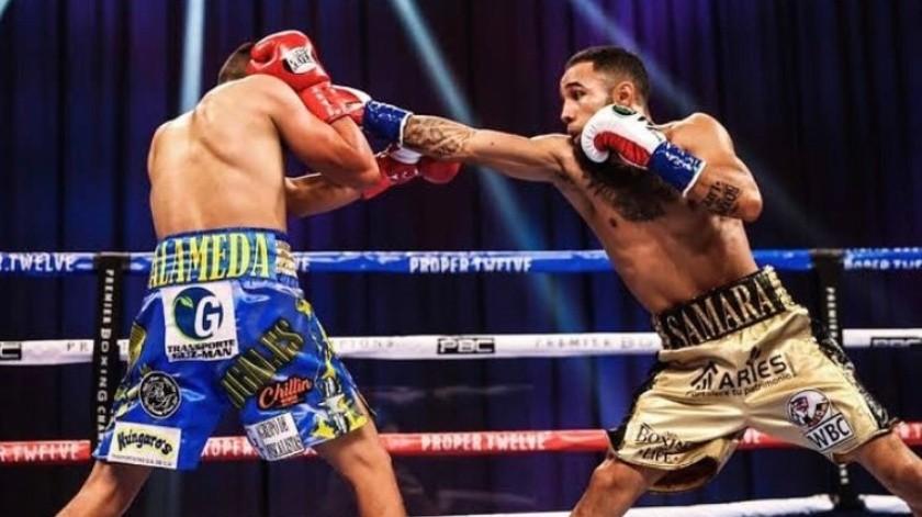 Está cerca de hacerse oficial la próxima pelea del rey de las 122 libras avalado por el Consejo Mundial de Boxeo.(Cortesía Instagram)