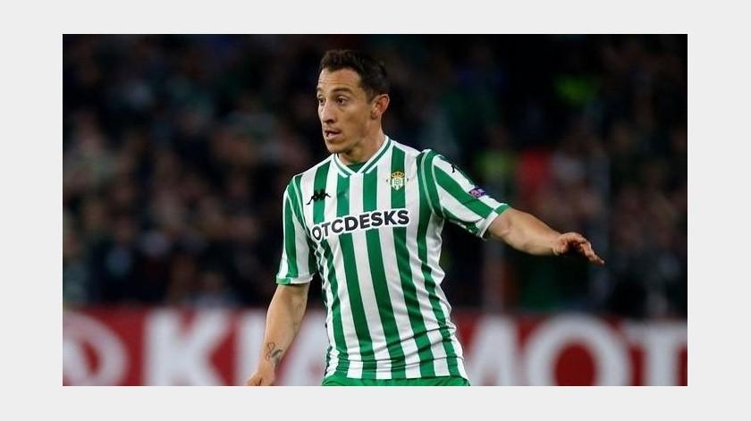 El equipo verdiblanco ganó par de juegos y empató uno en la ausencia de Andrés Guardado.(Banco Digital)
