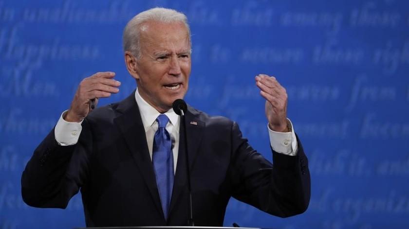 México ya puso sobre la mesa los temas que tratará con Joe Biden al asumir su mandato(EFE)