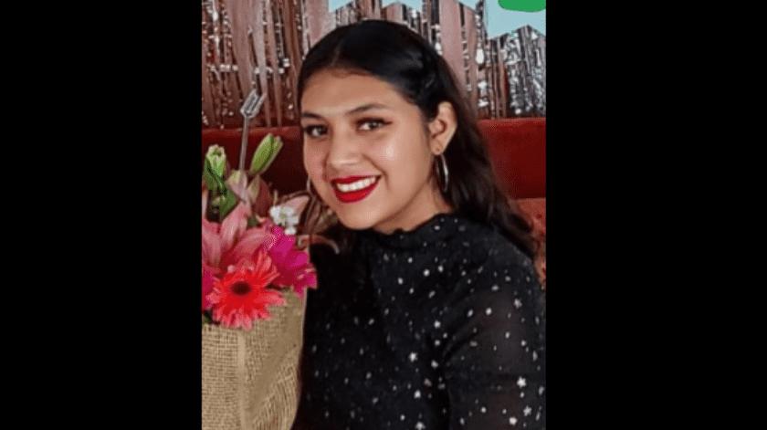 Buscan a la menor Dana Alejandra Moreno Ortiz