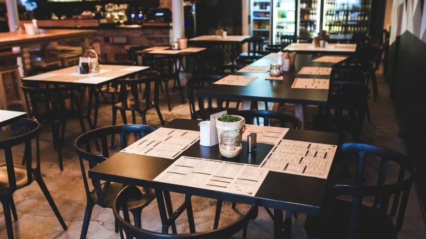 De pasar a Semáforo naranja se retomarán otras medidas en los restaurantes de la Ciudad de México(Pixabay)