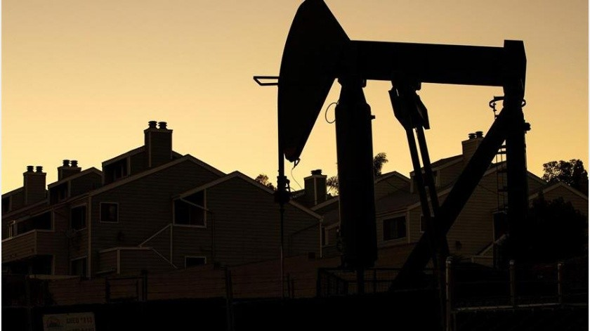 (OPEP) calcula en su último informe mensual que el mundo quemó una media de 90,01 mbd de crudo(EFE)
