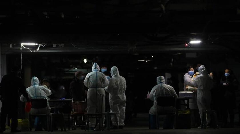 El objetivo de la misión es encontrar su origen y sus canales de transmisión: Pese a meses de investigaciones, sólo se sabe que es un virus zoonótico(EFE)