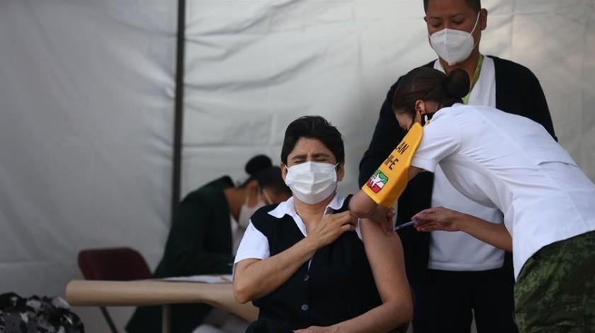 Además de la vacuna Pfizer se están viendo otras vacunas para avanzar en las inmunizaciones en el País.(Especial)