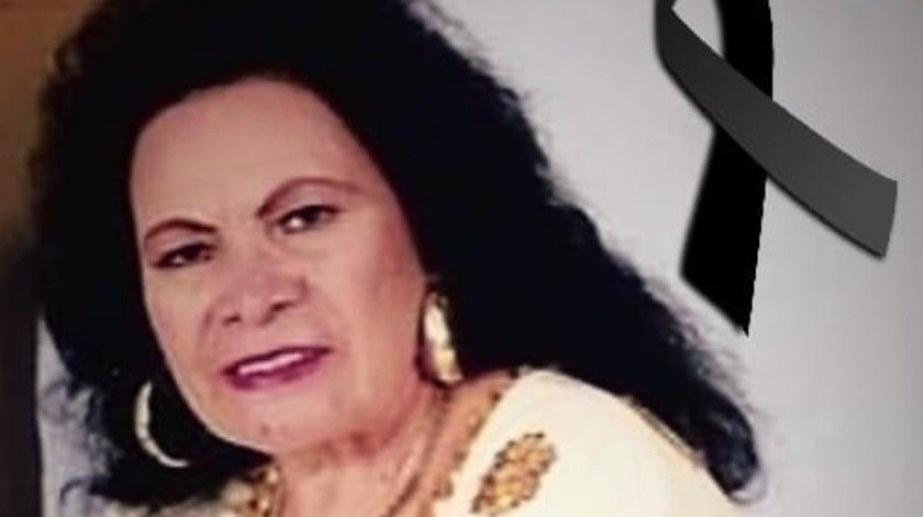 La cantante murió a los 84 años de edad y aún se desconocen las causas de su deceso.(Facebook/Las Jilguerillas)