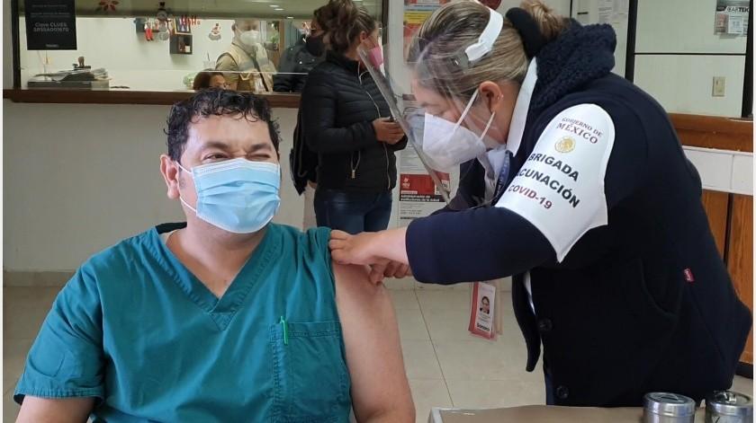 Van más de 4 mil 800 vacunas aplicadas.(Archivo GH)