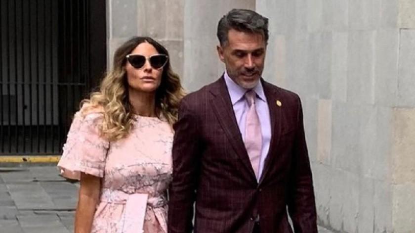 Sergio Mayer desmiente pleitos por la herencia de Jaime Camil Garza(Tomada de la red)