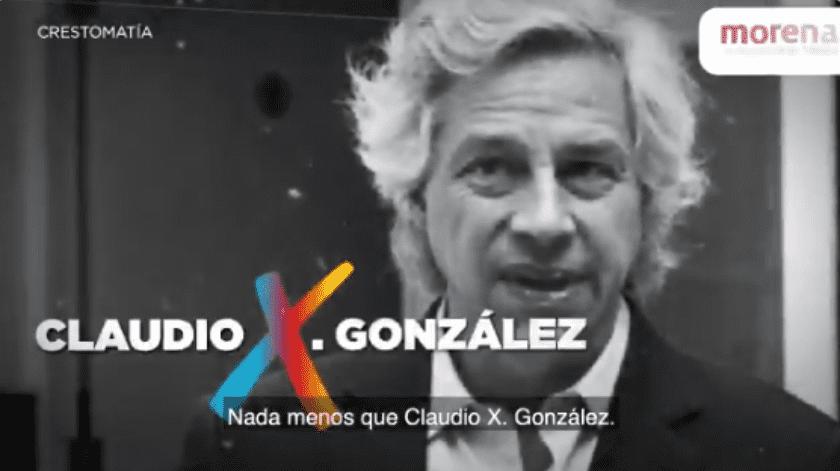Recientemente,Mexicanos Contra la Corrupción y la Impunidad (MCCI) declaró en un comunicado que no va a dar a conocer los nombres de quiénes son las personas que los financian.