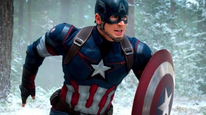"""Chris Evans se había despedido de su personaje en """"Avengers: Endgame"""".(Tomada de la red)"""