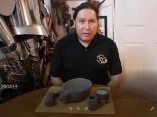 Transmitirá Cecut videocharla sobre cómo conservar el molcajete doméstico