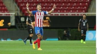 Chivas es el quinto equipo en el que ha jugado Jesús Molina como futbolista profesional.
