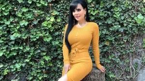 Así lucía Maribel Guardia cuando participó en Miss Universo