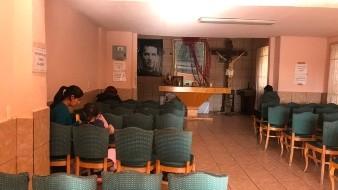 El albergue San Juan Bosco de Nogales recibe a diario a migrantes y personas en situación vulnerable.