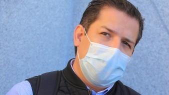 Edgardo Jesús Zitle García, representante del IMSS en Sonora