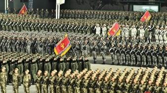 Pyongyang presume de sus nuevas capacidades militares pocos días antes de la toma de posesión de Joe Biden como presidente de Estados Unidos.