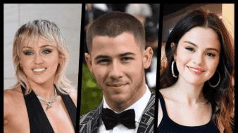A una década de la relación que encendió a los fanáticos, hoy se revive gracias a un hilo de twitter, el triángulo amoroso formado por Miley Cyrus, Nick Jonas y Selena Gómez.
