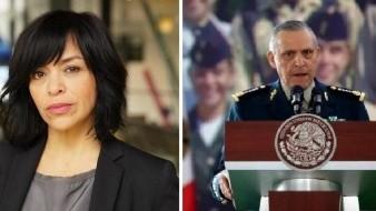 Viralizan predicción de Anabel Hernández sobre caso Cienfuegos