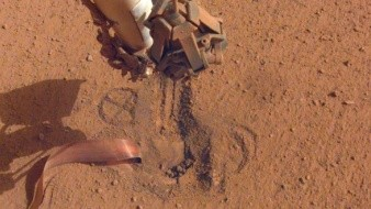 NASA abandona sus intentos de penetrar en la superficie de Marte
