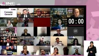 """INE aprueba """"callar"""" a AMLO y gobernadores en temas electorales"""