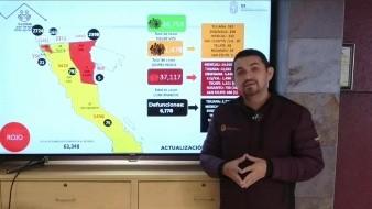 Deja Covid-19 más de mil decesos en un mes en Baja California