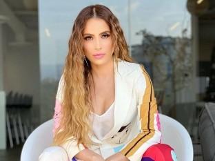 Cynthia Rodríguez apoya a su novio durante concierto virtual