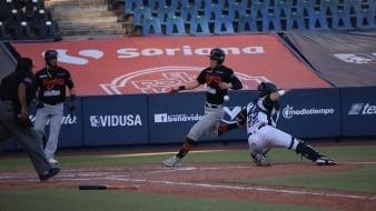 Los Naranjeros ganaron en el Estadio Monterrey.