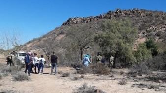 Las Guerreras Buscadoras de Sonora encontraron una fosa clandestina en Empalme
