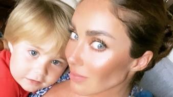 Anahí celebra los 4 años de su hijo