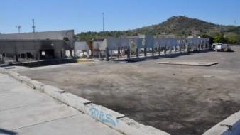 La alcaldesa de Hermosillo y el equipo de Servicios Públicos Municipales realizaron una limpieza de gran impacto en lo que alguna vez fue Plaza Sur