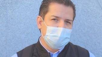 Édgar Jesús Zitle García, representante del IMSS en Sonora