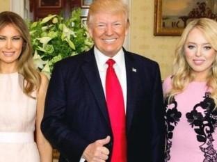 ¡Se roba el show! Hija de Trump anuncia su matrimonio en el último día en la Casa Blanca