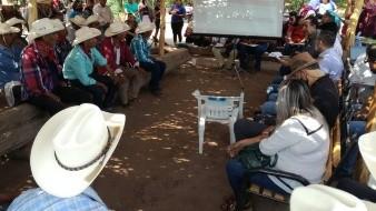 Secretaría de Salud Sonora logra acuerdo con etnia Yaqui para evitar eventos masivos