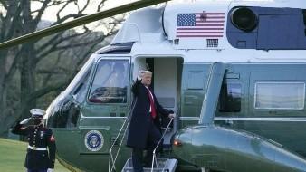 En un memorando publicado este martes, el presidente saliente Donald Trump ordenó diferir durante 18 meses y con algunas excepciones las deportaciones a venezolanos presentes en EE.UU. desde el 20 de enero de 2021.