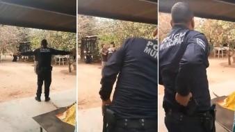 Toma a mujer como rehén para evitar ser aprehendido en Ciudad Obregón