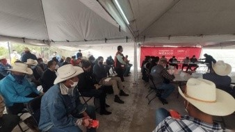 SS emite recomendaciones a dirigentes de pueblos Yaquis con