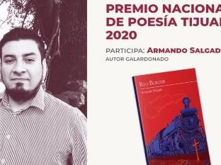 Transmitirá IMAC ceremonia del Premio Nacional de Poesía Tijuana 2020