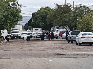Muere persona por herida de bala en colonia Balderrama