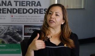 La Secretaria de Honestidad y Función Pública, Vicenta Espinosa Martínez, detalló que el Gobierno del Estado actuará en contra de las empresas que no liquiden los adeudos que tienen con los organismos del agua.