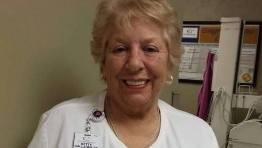 ¡Dio su vida! Enfermera que rechazó jubilarse ante pandemia muere por Covid-19