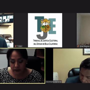 Rechaza tribunal electoral impugnaciones contra Alianza va por Baja California