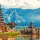 Autoridades de Bali castigan con flexiones a los turistas sin cubrebocas