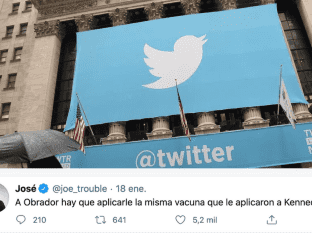 Influencer sugiere atentar contra AMLO