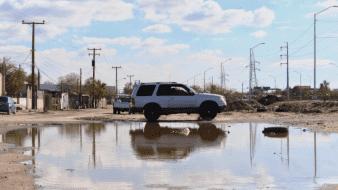 Lluvias mejoraron calidad del aire en Mexicali