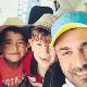 Ariel Miramontes está feliz desarrollando el mejor de sus papeles en la vida, el de ser papá soltero.