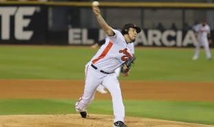 César Vargas abre hoy por los Naranjeros.