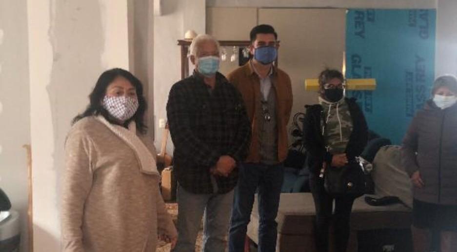 Viven residentes de Villas de San Pedro en incertidumbre por sus propiedades